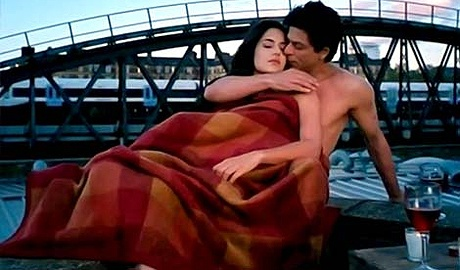 SRK and Katrina in Jab Tak Hai Jaan