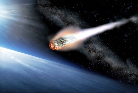 Asteroid Could Fly 8,600 Km from Earth in 2026