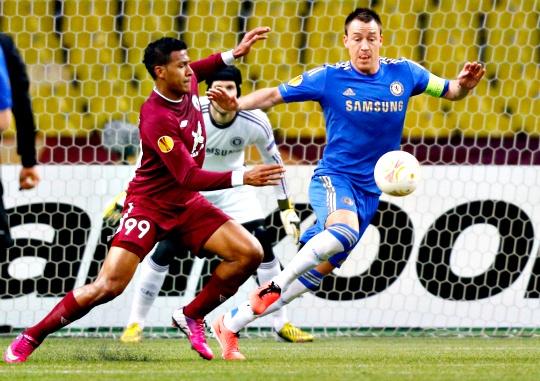 Chelsea Reach Europa League Semis