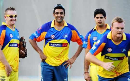 Chennai Super Kings To Come Hard at Kings XI Punjab