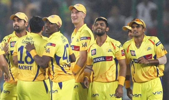 IPL: Chennai Face Rajasthan
