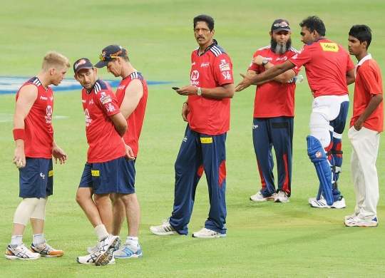 IPL: Delhi Daredevils Take On Chennai Super Kings