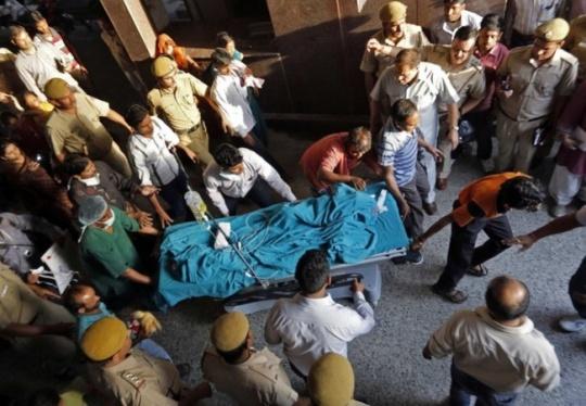 Delhi Rape Case
