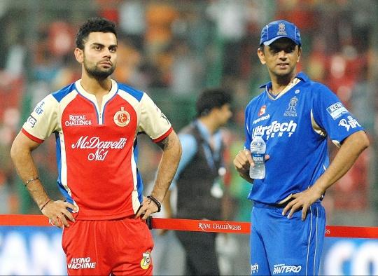 IPL Preview: Rajasthan Take On Bangalore