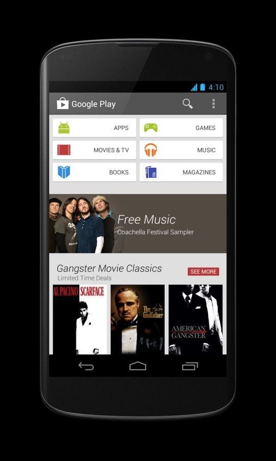 google play mobile
