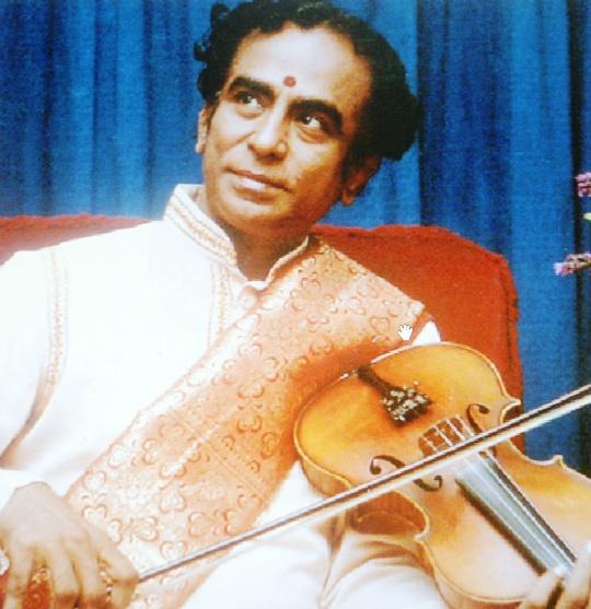 Lalgudi Gopala Iyer Jayaraman