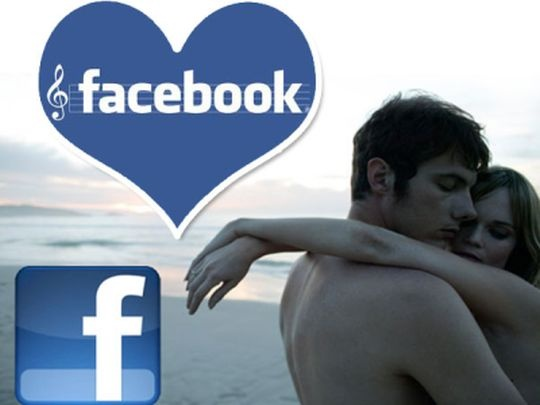 love on facebook
