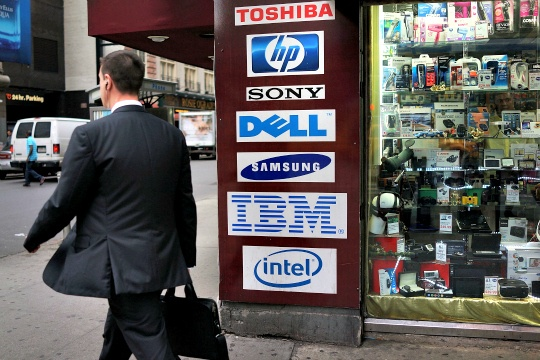 China Replaces US as Top PC Market: IHS