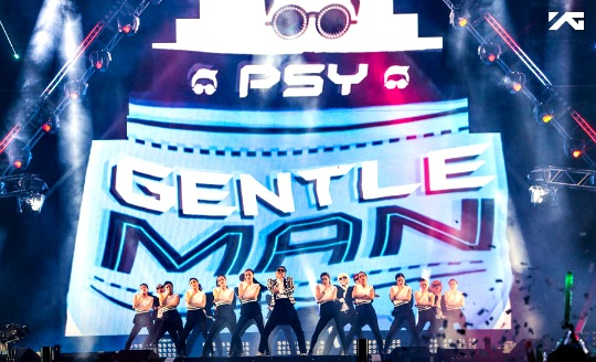 Psy's 'Gentleman' Gets 100 Million Hits on YouTube