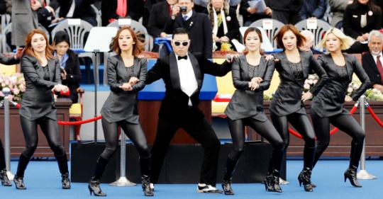 Psy's 'Gentleman' Banned in South Korea