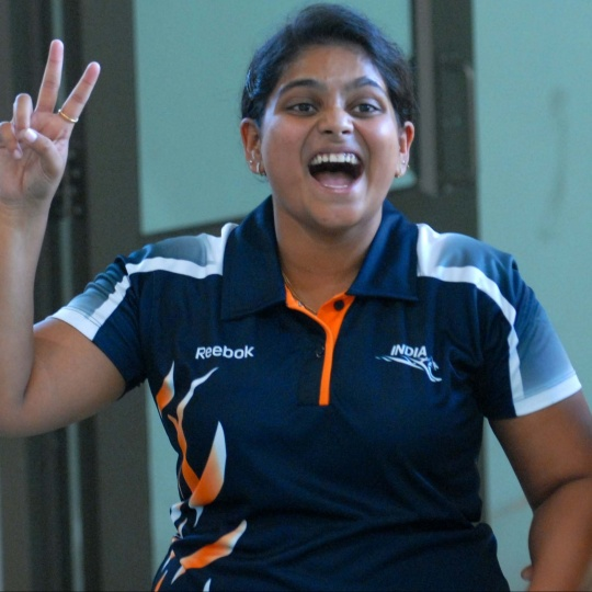 Shooting: Rahi Sarnobat Wins World Cup Gold
