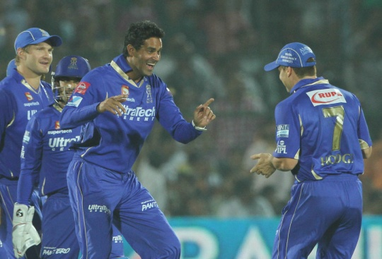 IPL Preview: Rajasthan Take On Hyderabad