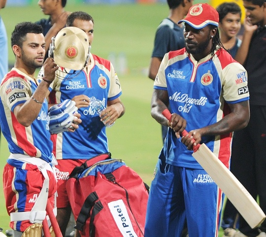 IPL: RCB Take On KKR