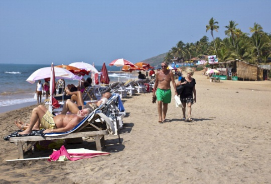 Goa to Promote Health and Wellness Tourism
