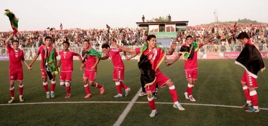 Afghanistan Beat Pakistan in Friendly