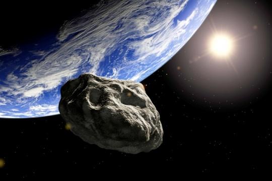 NASA Unveils Threatening Asteroids' Map
