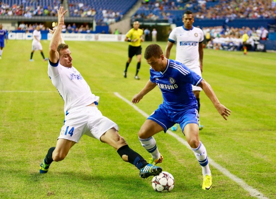 Chelsea Tops Inter in Friendly Tournament