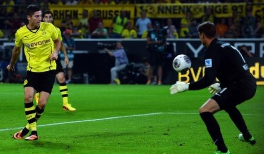 Dortmund Edge Out Werder Bremen 1-0