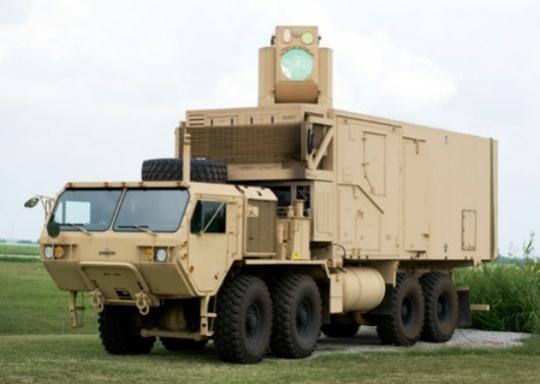 High Energy Laser Mobile Demonstrator