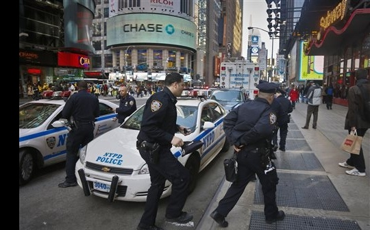 Security Beefed Up for NYC Marathon