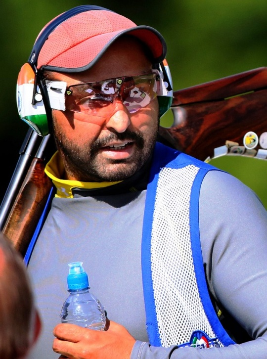 Controversy Clouds Ronjan Sodhi's Khel Ratna Recommendation