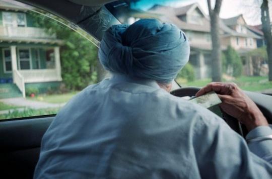 Sikh Elderly Man