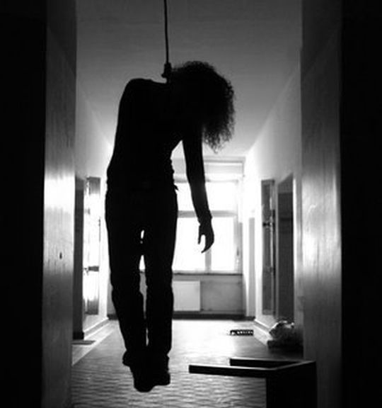 Kolkata Watches Woman Commits Suicide