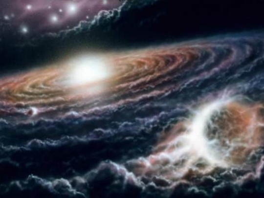 Astronomers Discover First Noble Gas Molecules in Space