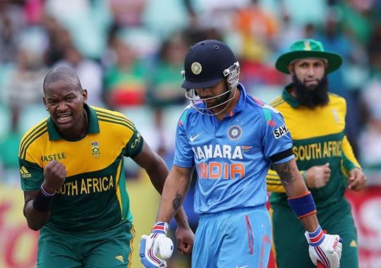 Virat Kohli scored 31 and 0 in the two ODIs. (Photo: Getty Images)
