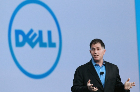 Dell Inc Nears Buyout, as Soon as Monday