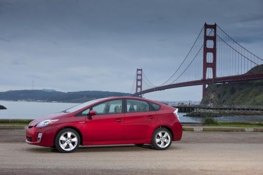Compact Car: 2010 Toyota Prius