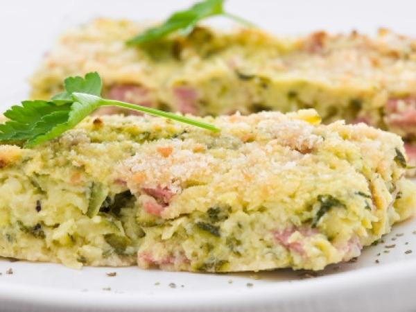 Diabetic Diet : Baked Omelette