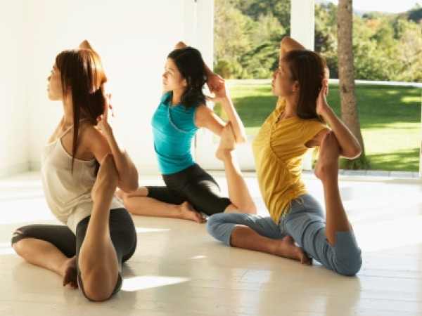 Yoga Can Help Polycystic Ovary Syndrome (PCOS)