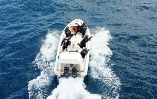 Anti-Piracy Exercise