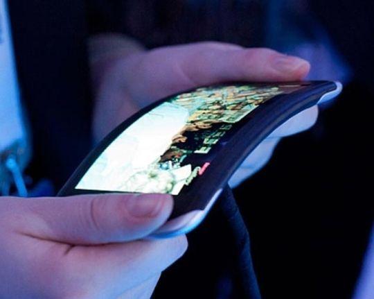 bendable phone