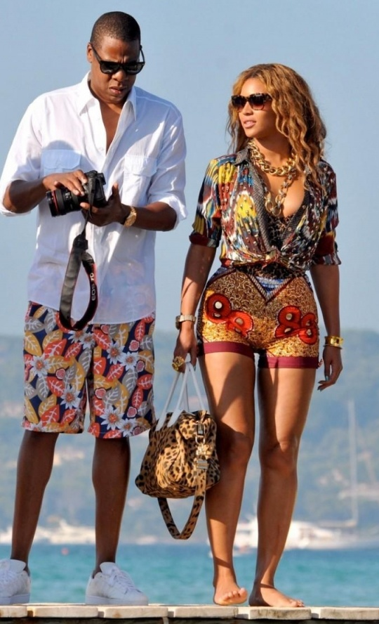 Beyonce, Jay Z Named Power Couple of 2013