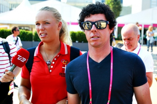 No wedding plans yet: Caroline Wozniacki