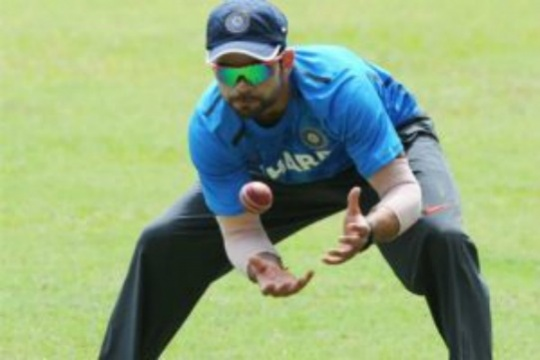 Focus on Fielding Drills For Team India