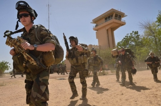 French Enter Last Islamist Stronghold in Mali