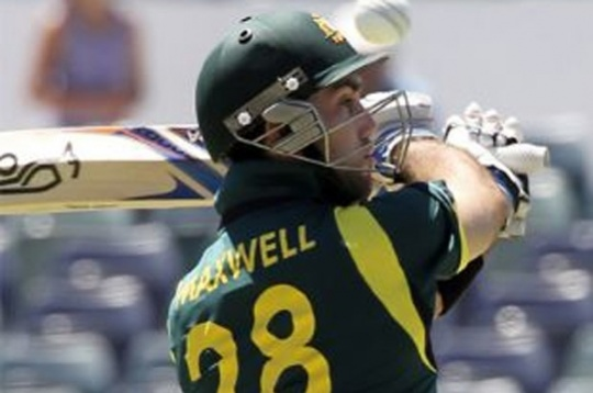 Glenn Maxwell hits million-dollar jackpot at IPL 6 auction