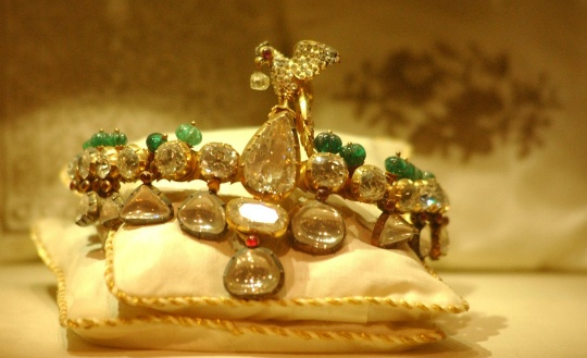 Kremlin Museum Plans to Exhibit Nizam Jewels