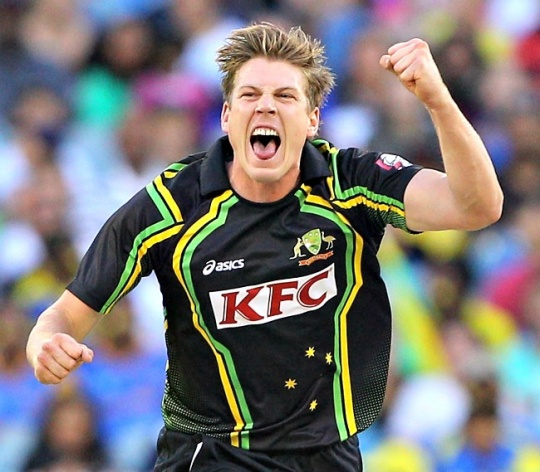 James Faulkner (Rajasthan Royals)