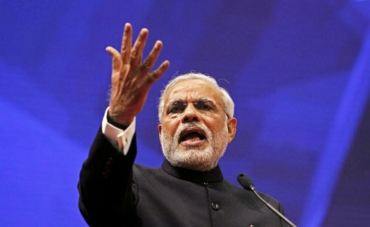 Highlights: Modi's SRCC Lecture