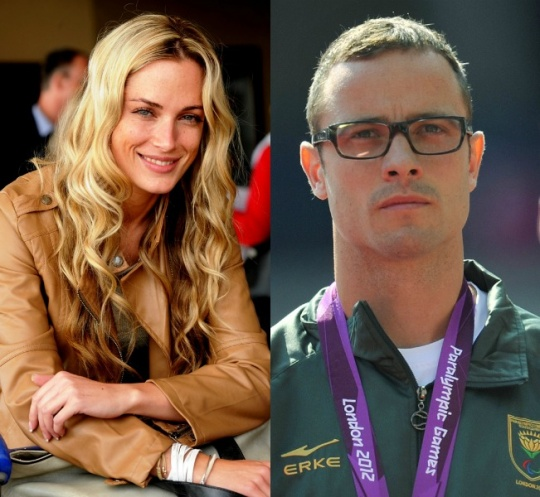 Oscar Pistorius Kills Girlfriend