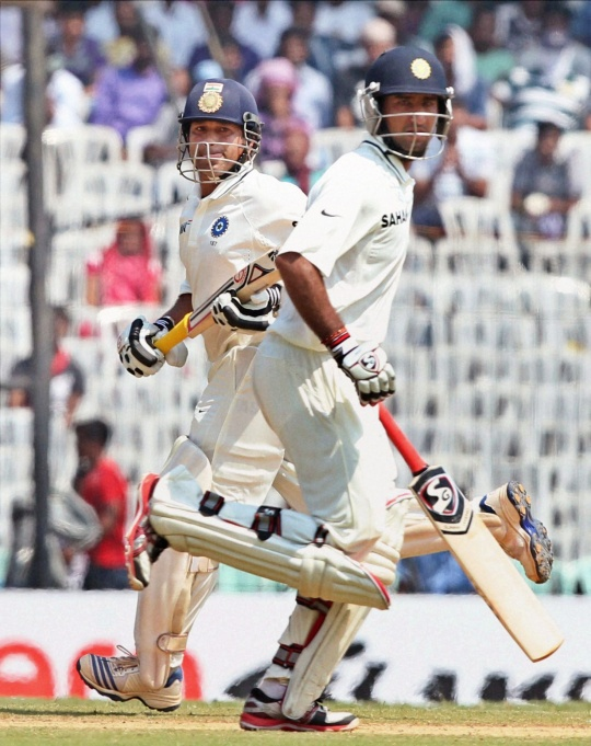 India Win Chennai Test by 8 Wickets