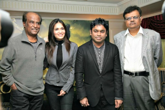 'Kochadaiyaan' Audio Launch Announced!