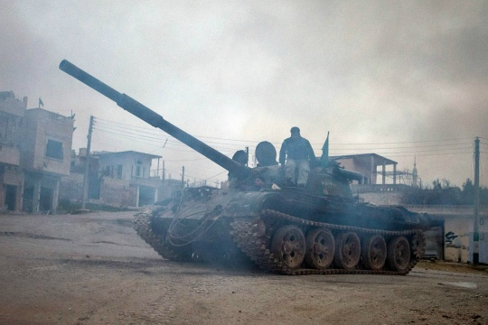 'Syria Death Toll Likely Near 70,000'