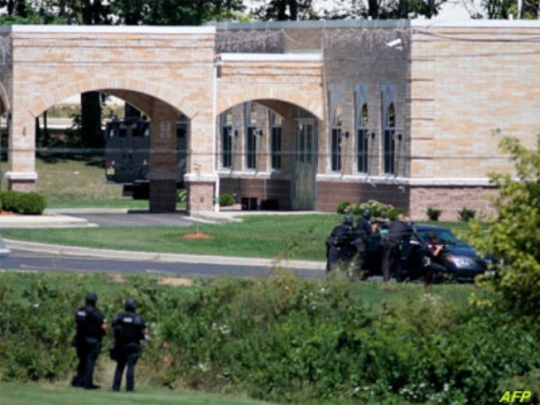 Shooting at South Carolina University Wounds One