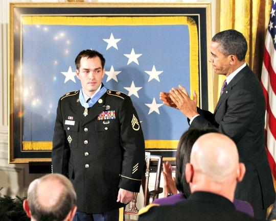 Staff Sgt. Clinton Romesha