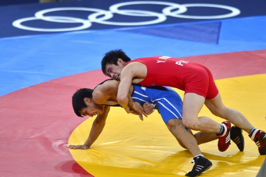 SHOCKER! No Wrestling in 2020 Olympics
